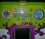 Wubbzy's Bilingual Treehouse Laptop - Inside, Windows Showing Buggy and Huggy