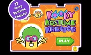 Kooky Kostume Kreator Front Cover B (Google Play)
