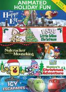 Animated Holiday Fun DVD
