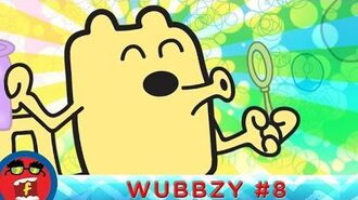 The Bubble Contest - Fredbot Children's Cartoon (Wow! Wow! Wubbzy!)
