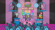Wubb Idol Main Menu 2