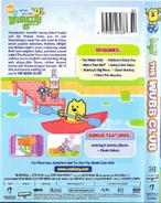 The Wubb Club DVD Artwork (Back and Side)