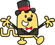 Decal - Top Hat Wubbzy