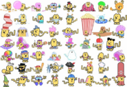 Many Wubbzys