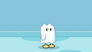 TGoW - Wubbzy In a Ghost Sheet