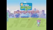 Wubbzy Goes to School Main Menu 7