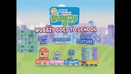 Wubbzy Goes to School Main Menu 6