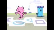 066 Kids Playing Hoppity-Hopscotch 2