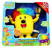 Disco Dancin' Wubbzy - Package, Front