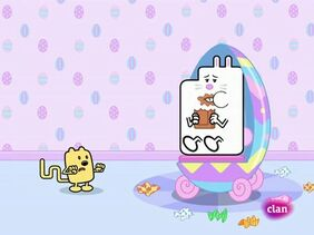Wow! Wow! Wubbzy!- Big Bunny Blues