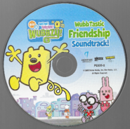 WubbTastic Adventures Soundtrack! CD