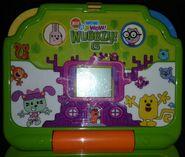 Wubbzy's Bilingual Treehouse Laptop - Inside, Monitor