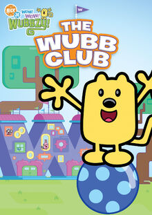 The Wubb Club DVD