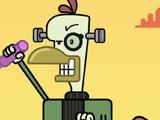 Dr. Cluckenstein