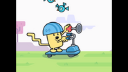 013 Wubbzy Drives By Honking Horn 3