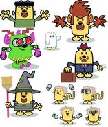 Decal - Halloween Wubbzys