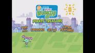 Pirate Treasure Main Menu 8