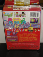 Wubb Idol DVD (With Kooky Kollectible) - Back and Top