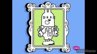 Wow wow wubbzy be yourself (you are you) in (castilian European) spanish