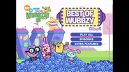 Best of Wubbzy Volume 1 Main Menu