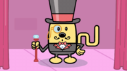TBWC - Wubbzy Wearing Stuffy Costume