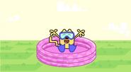 Pool Wubbzy (Empty)