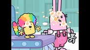 179 Wubbzy and Widget Getting Egg Splatted