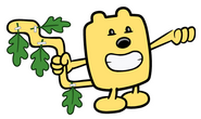 Decal - Tree Tail Wubbzy