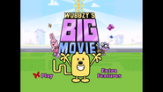 Wubbzy's Big Movie! Main Menu