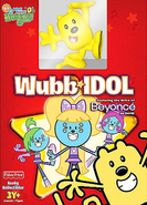 Wubb Idol DVD (With Kooky Kollectible) - Front (Stock Image)