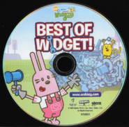 Best of Widget CD