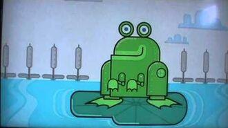 Wow! Wow! Wubbzy! - dança do robô