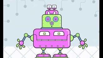 Wow! Wow! Wubbzy! - Robot Dance (European Portuguese)