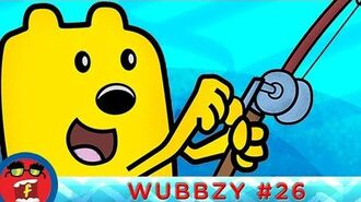 Something's Fishy Fredbot Cartoons For Kids (Wow! Wow! Wubbzy!)