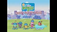 Wubbzy Goes to School Main Menu 9
