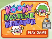 Kooky Kostume Kreator (Locked)