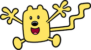 Decal - Wubbzy in Air