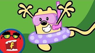 Time For Fun - Fredbot Cartoons For Kids (Wow! Wow! Wubbzy!)