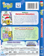 Christmas 2-Pack Artwork (Back and Side)