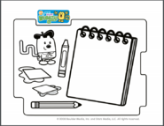 Sketchity Sketch Pad Printable