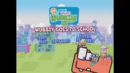 Wubbzy Goes to School Main Menu 5
