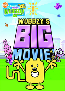 Wubbzy's Big Movie! DVD