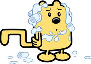 Decal - Messy Marshmallow Wubbzy