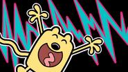 Let's Be Quiet - Wubbzy Jamming 8