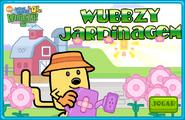 Wubbzy Gardening Title Screen (Version 1) (Portuguese)