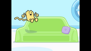 398 Wubbzy Bounces On Couch