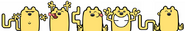 Decal - Wubbzy Making Funny Faces