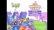 The Wubb Club (DVD) Main Menu
