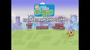 Escape From Dino Island Main Menu 10