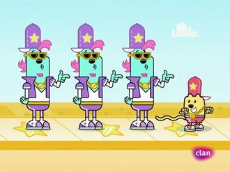 Wow! Wow! Wubbzy!- Wubbzy's Big Makeover